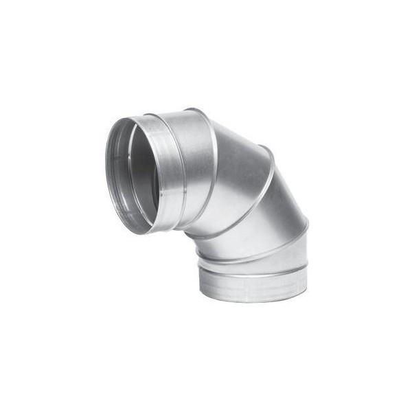 Koleno kovové 90 stupňů - průměr 200 mm