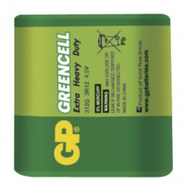 Baterie GP Greencell 3R12 (4,5V)