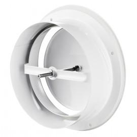 Talířový ventil-anemostat přívodní kov 150 AM150PFR