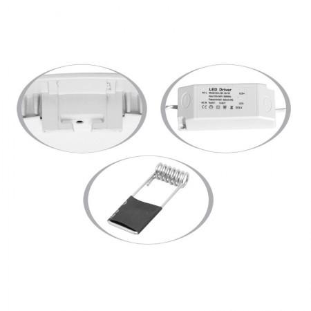 Vnitřní spojka pro spojení PVC tvarovek 220x90 mm
