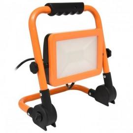 LED SMD reflektor přenosný WORK 30W, 2400lm, 4000K, IP44