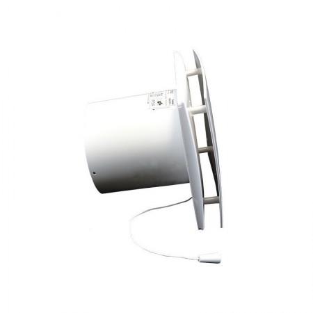 Větrací mřížka z vysoce kvalitního extrudovaného hliníku - 500x150 mm, šedá