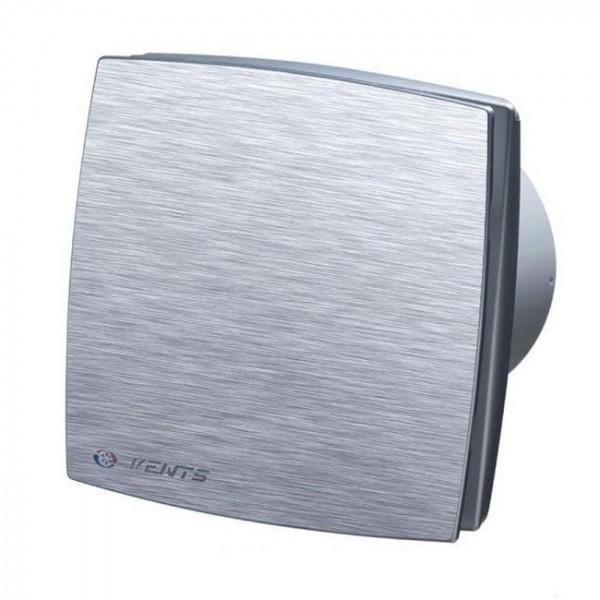 Domácí ventilátor Vents 100 LDA - broušený hliník
