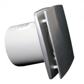 Větrací mřížka z vysoce kvalitního extrudovaného hliníku - 500x350 mm, šedá