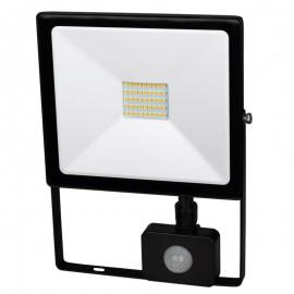 LED SMD reflektor s čidlem DAISY PIR 50W, 4000lm, 6500K, IP44