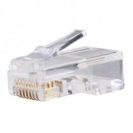 Konektor lisovací RJ45 8/8 UTP