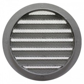 Větrací mřížka AV Ø 80 mm kruhová kov