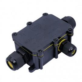 Voděodolná propojovací krabička WW004 3x2,5mm2, IP68, 2 x výstup