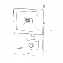 Bandridge Personal Media MHL adaptér, 0.2m, BBM39000W02