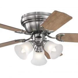 Stropní ventilátor se světlem Westinghouse 72073 - Contempra Trio