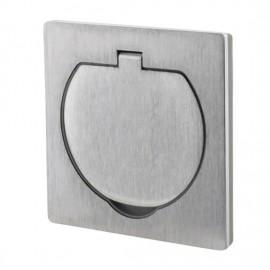 Solight 5B320 vestavná podlahová zásuvka s krytím IP55