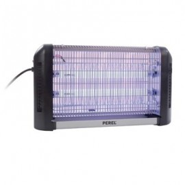 Lapač hmyzu GIK08O s UV zářivkou 2 x 10W, 80 m2