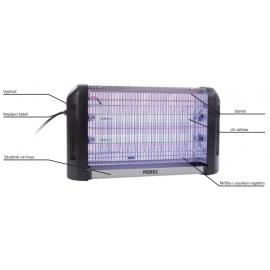Solight HDMI redukce, HDMI zdířka - HDMI zdířka, přímá, blistr
