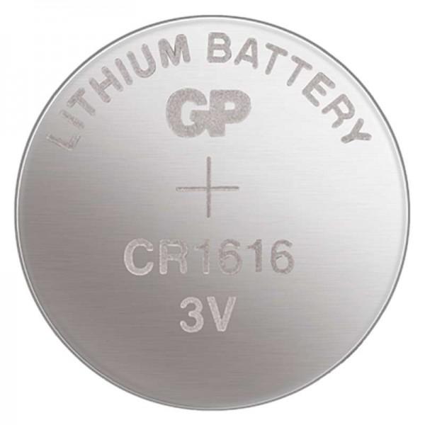 Baterie GP CR1616 (knoflíková)