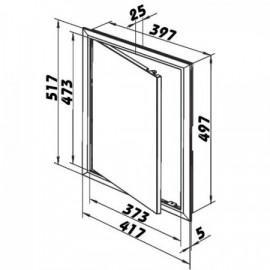 Flexo šňůra 3x1.5mm, 5m, bílá/PVC