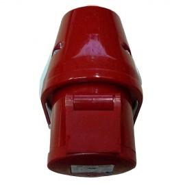Zásuvka na zeď 400V 16A 4P Bals 11645