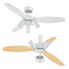 Stropní ventilátor se světlem Westinghouse 78703 - Jet Plus