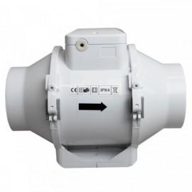 Ventilátor do potrubí TT 150 T - s časovým spínačem