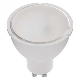 LED žárovka Premium GU10/6W, stmívatelná, teplá bílá