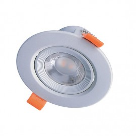 LED bodovka WD213, 10cm, 5W, 400lm, 4000K