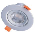LED bodovka WD216, 12cm, 9W, 720lm, 3000K