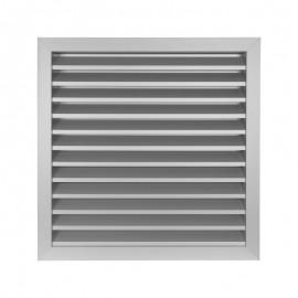 Větrací mřížka z vysoce kvalitního extrudovaného hliníku - 200x200 mm