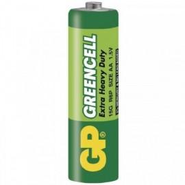 Baterie GP Greencell R6 - AA, tužková