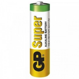 Baterie alkalická LR6 GP Super Alkaline - AA, tužková