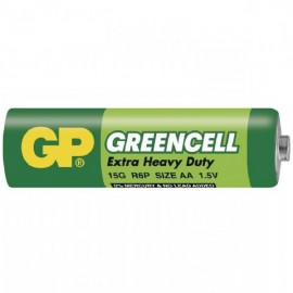 Baterie R6 GP Greencell - AA, tužková