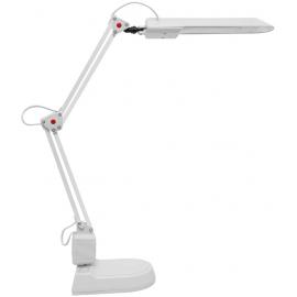 Stolní lampa ADEPT L50164-LED/BI bílá