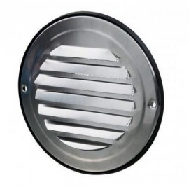 Větrací mřížka nerez kruhová GM 200 BVA