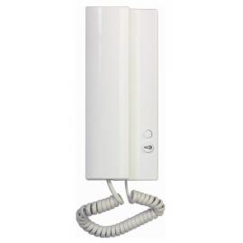 Domovní audiotelefon TESLA ELEGANT bílý