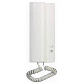 Domovní telefon TESLA ELEGANT 4+N bílý