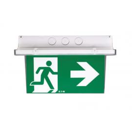 Oboustranný panel pro svítidlo SafeLite SL20 šipka vlevo/vpravo