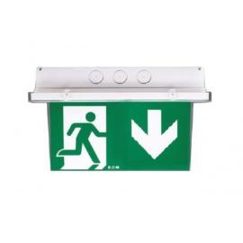 Oboustranný panel pro svítidlo SafeLite SL20 šipka dolů/dolů