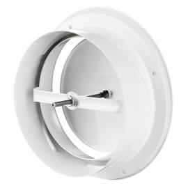 Talířový ventil-anemostat odvodní kov 200 AM200VRF