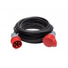Prodlužovací kabel gumový 20m 380V/400V 32A