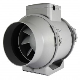 Profesionální ventilátor do potrubí Dalap AP PROFI 125 s vypínačem