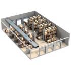 Profesionální ventilátor do potrubí Dalap AP PROFI 200 s vypínačem
