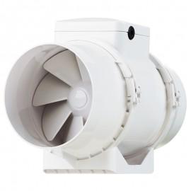 Profesionální ventilátor do potrubí Dalap AP PROFI 100 Z s časovačem