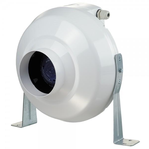 Plastový radiální potrubní ventilátor Turbine P - 100mm