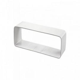Vnitřní spojka pro spojení PVC tvarovek 110x55 mm