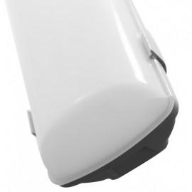 LED prachotěsné svítidlo TRUST 1260mm, 37W, 3400lm, 4100K, IP65