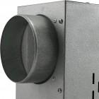 Ventilátor radiální do potrubí SPV 200 tichý, kuličková ložiska, termostat