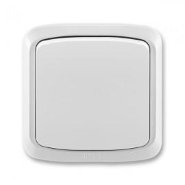 Venkovní vypínač IP44 č.6 TANGO 3558A-06940 S šedý ABB