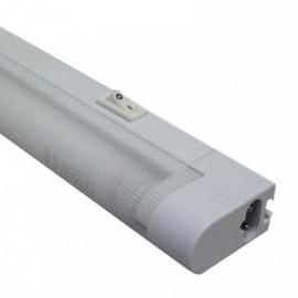 Osvětlení kuchyňské linky svítidlo SLICK TL2001 - 8 W do zásuvky, bílé