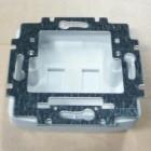Kryt zásuvky Tango pro nosné masky 5014A-A100 N černý