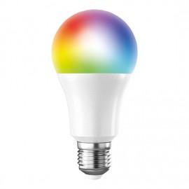 LED SMART WIFI žárovka E27, 10W, 900lm