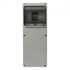 Zásuvková skříň, 6 modulů 130x350x105 mm