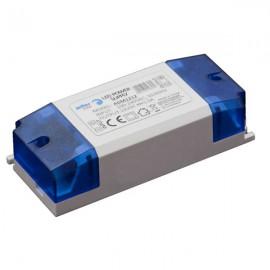 LED transformátor s ochranou elektronický,  DRIVER 12V / 12W